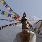 Everest Base Camp Trek: Day 1 to Day 3, Lukla to Namche Bazaar