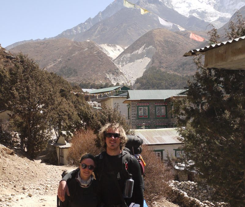 Everest Base Camp Trek: Day 4 to Day 6, Namche Bazaar to Periche