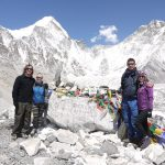 Everest Base Camp Trek: Day 7 to Day 9, Periche to Everest Base Camp
