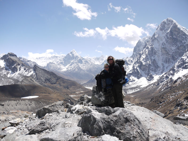 Everest Base Camp Trek: Day 11, Cho La Pass