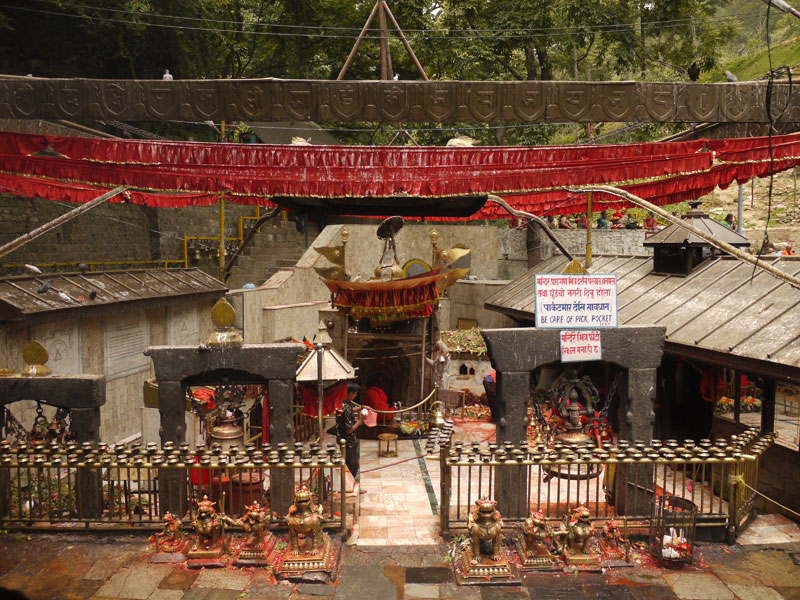 Animal Sacrifices at Dakshinkali Temple, Nepal