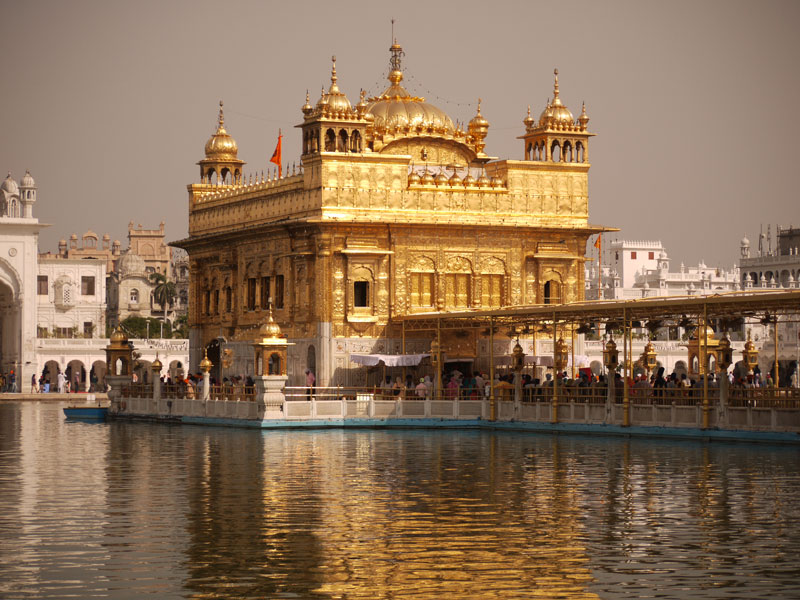 The Golden Temple Amritsar: The Vatican of Sikhism