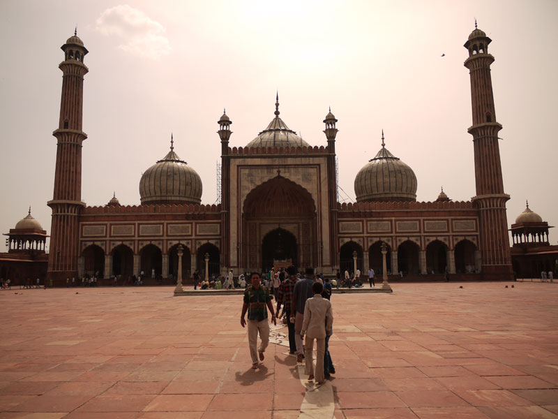 Forts, Tombs, Mosques And General Madness; The Sights of Delhi, India