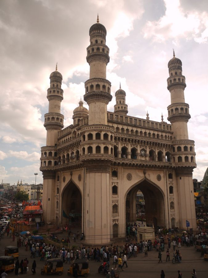 Hyderabad's Iconic Structure, Charminar