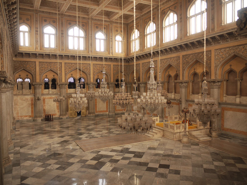 The Grandeur of the Chowmahalla Palace, Hyderabad
