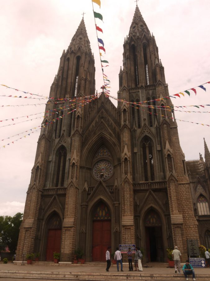Saint Philomena's Cathedral in Mysore