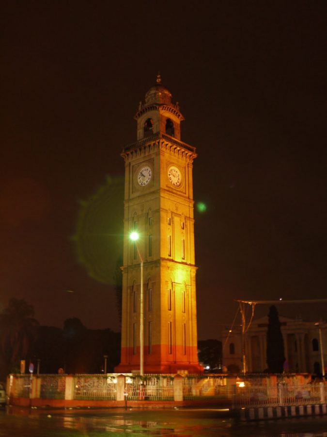 Clock Tower, Mysore