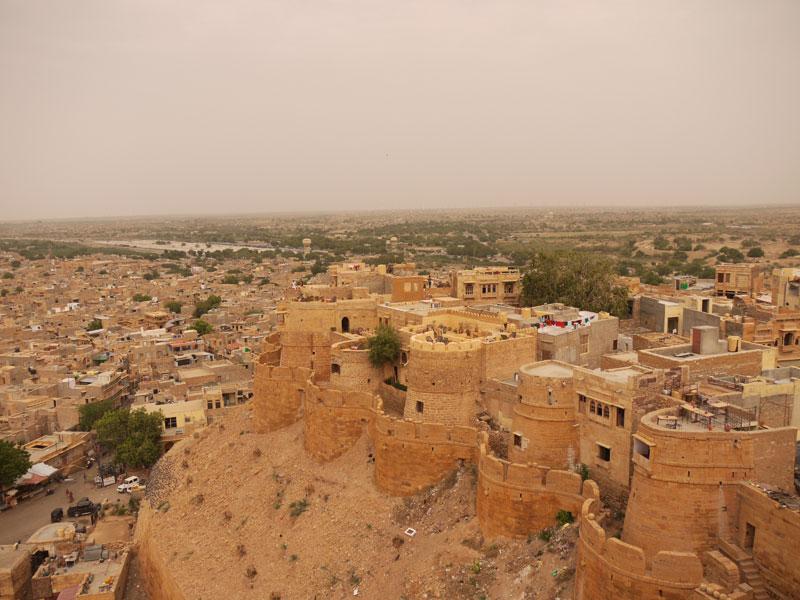 Fort Walls, Jaisalmer