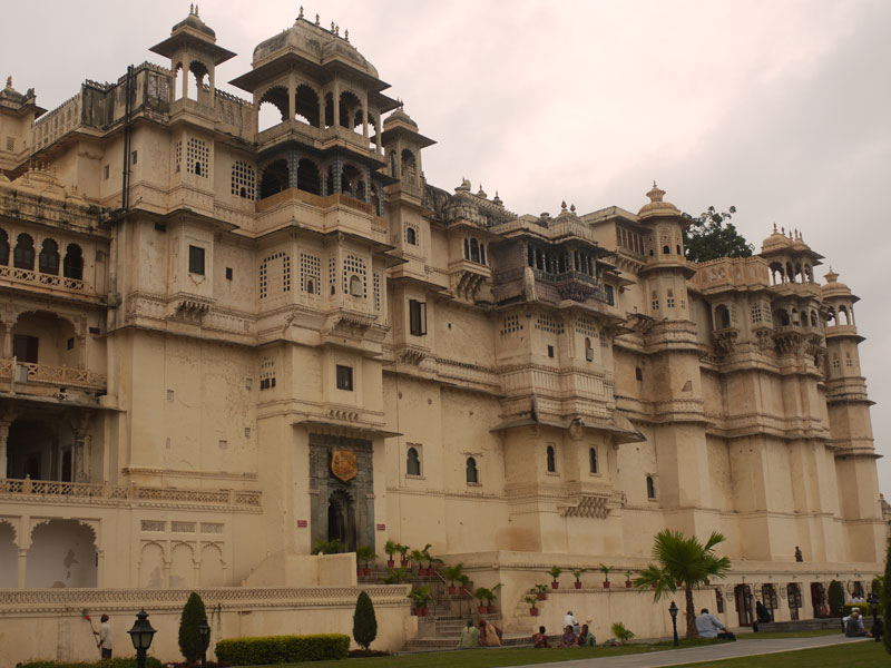 Udaipur City Palace, Udaipur