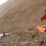 VIDEO Bansi Baba At The Remote Pangong Tso On The India-China Border