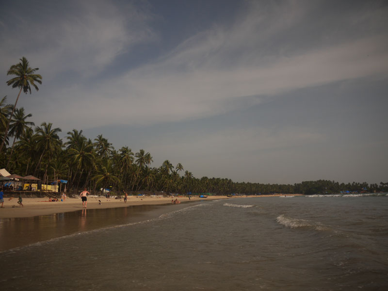 Backpacker's Guide to Goa Palolem Beach, Goa