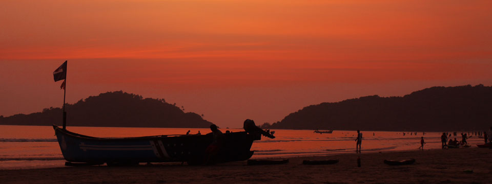 A Backpacker's Guide to Goa; India's Favourite Beach Hangout