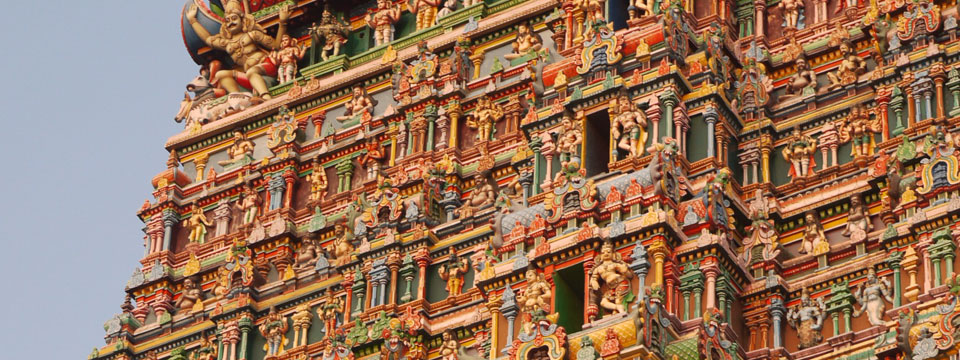 Madurai, The Soul of Southern India