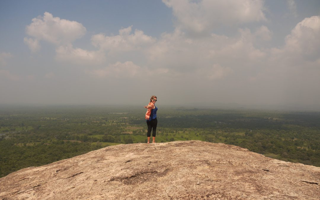 Sneaking Into Sigiriya and Tracking Elephants From Bicycles