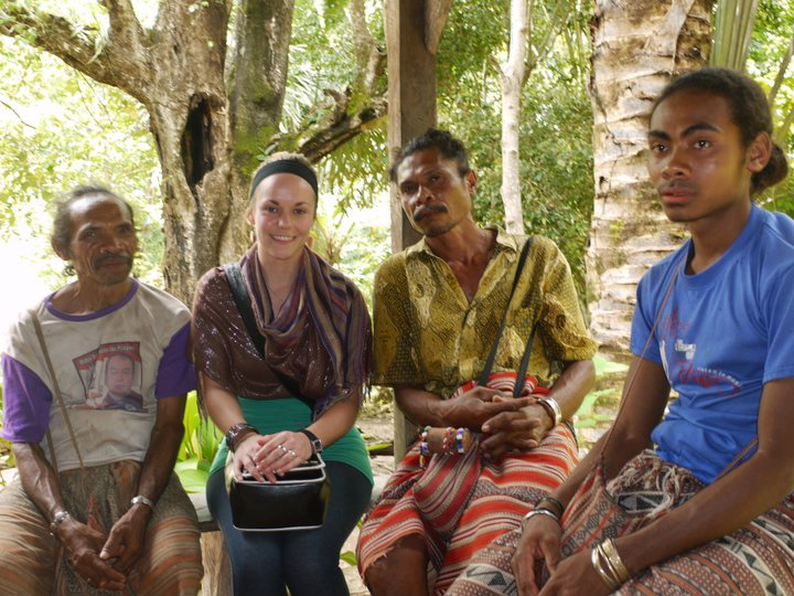 Travel Photo: Meeting The King Of The Remote Boti Tribe, West Timor