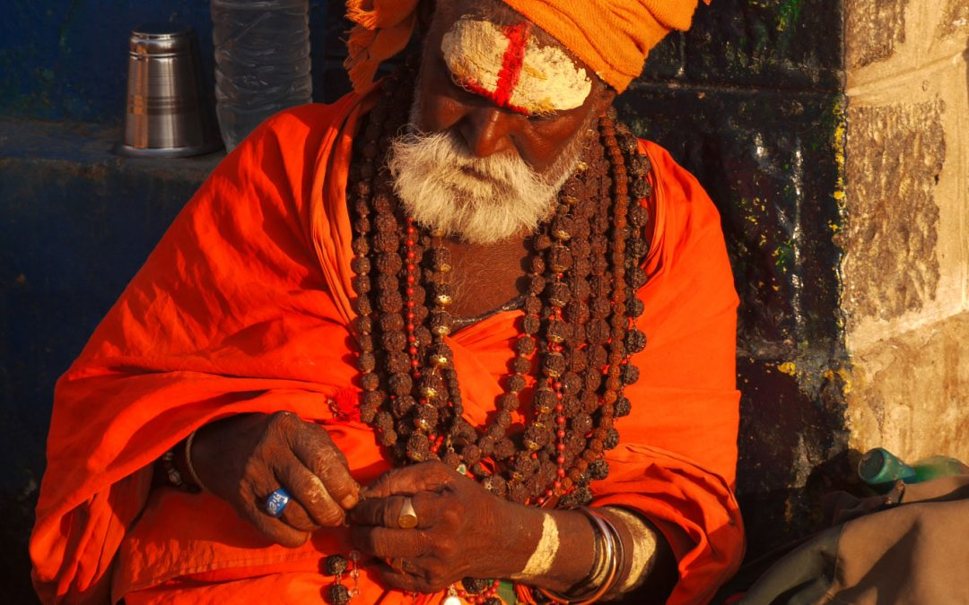 Travel Photo: Sadhu in Rameswaram, India