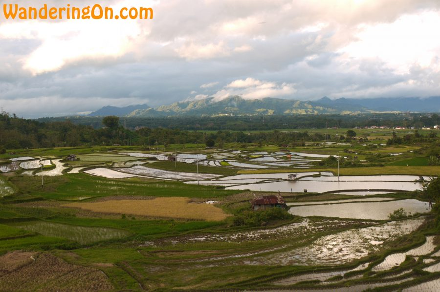 The Minangkabau countryside, Western Sumatra, Indonesia