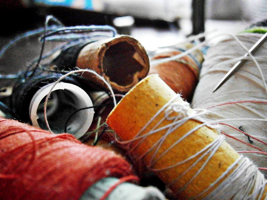 Travel Tip #13: Learn To Sew (Seriously!)