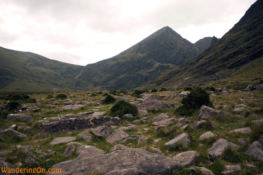 climbing carrauntoohil ireland s highest mountain wandering on