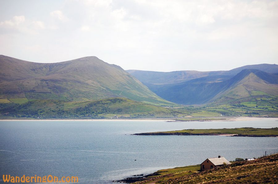 Beutiful views from Brandon Point, Co. Kerry