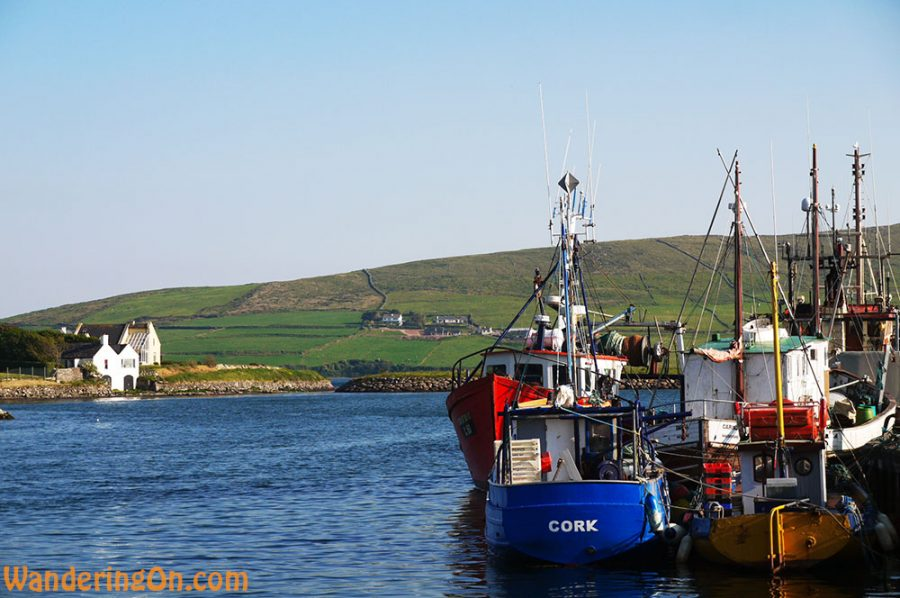 Dingle Harbour, Co. Kerry