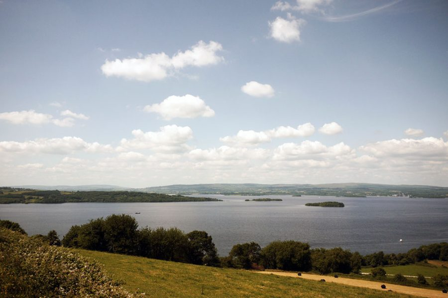 Lough Derg from the Tipperary side