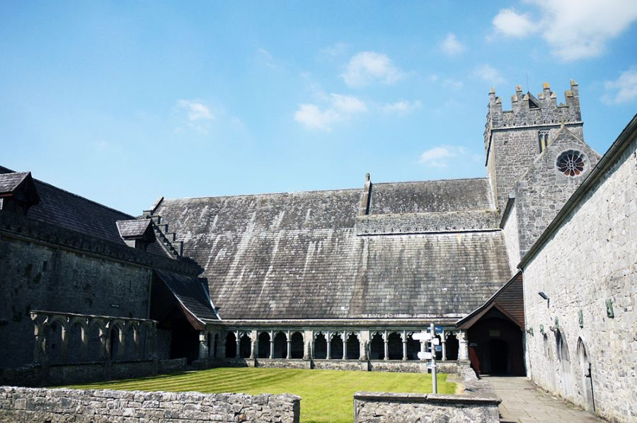 Holy Cross Abbey, Co. Tipperary
