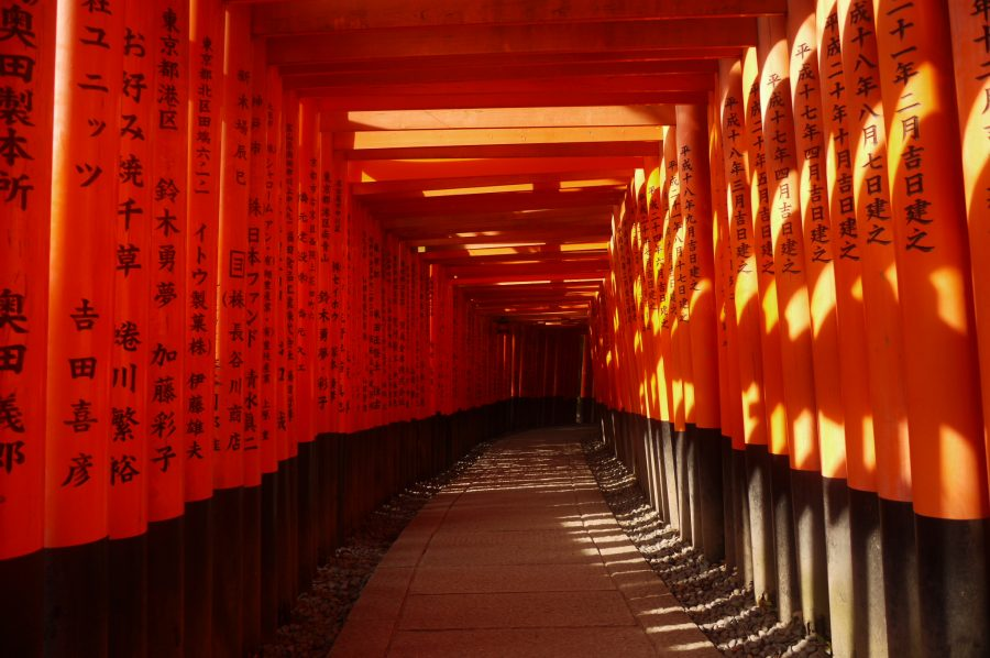 Fushimi Inari Shrine, Kyoto, 2 days in Kyoto
