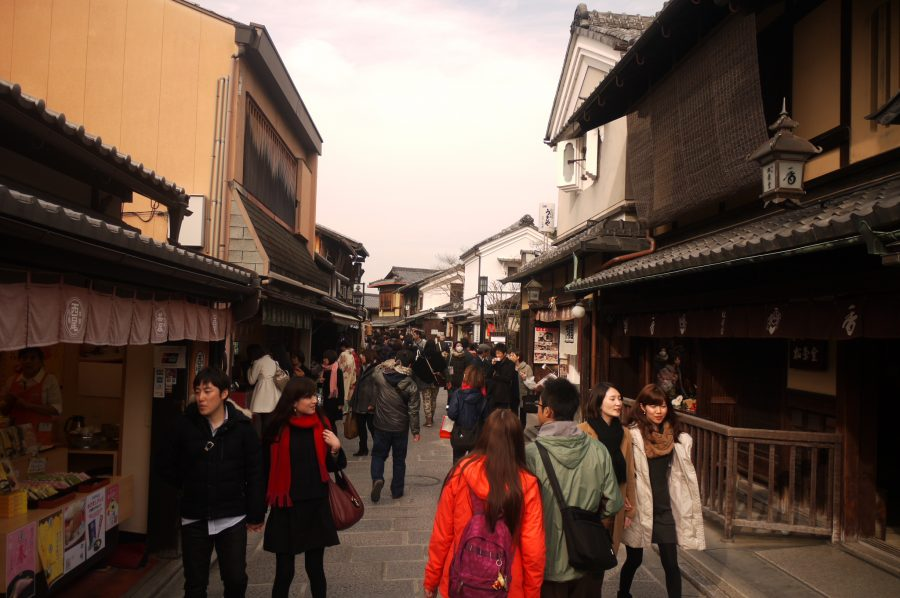 2 days in Kyoto, Higashiyama's Gion, Kyoto's most traditional area