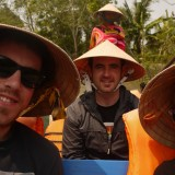 Exploring the Floating Markets on The Mekong Delta