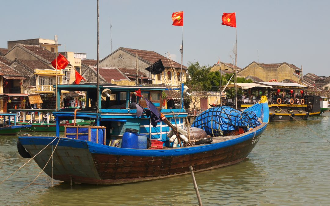 Picturesque Hoi An; Vietnam's Tourist Town
