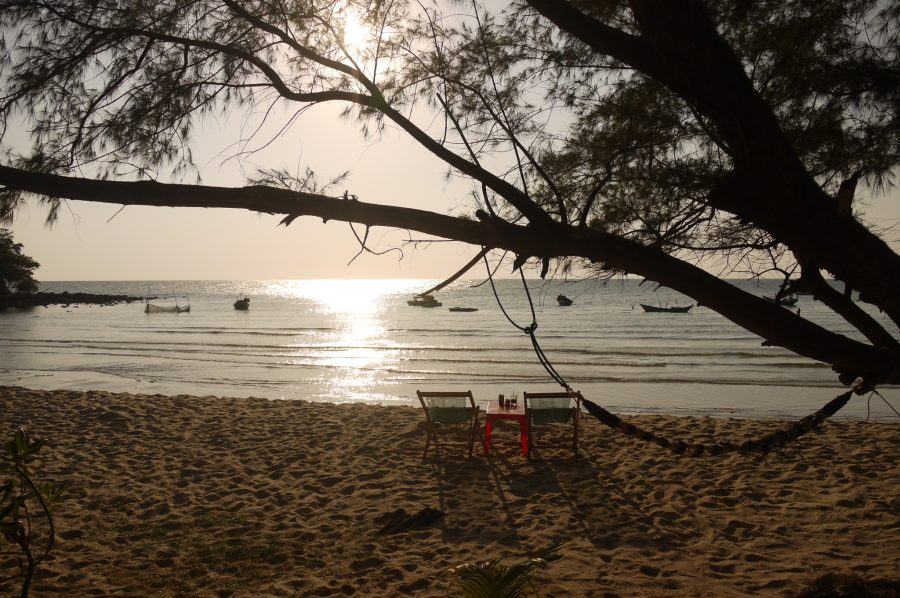 Beuatiful untouched beaches on the North of Phu Quoc Island