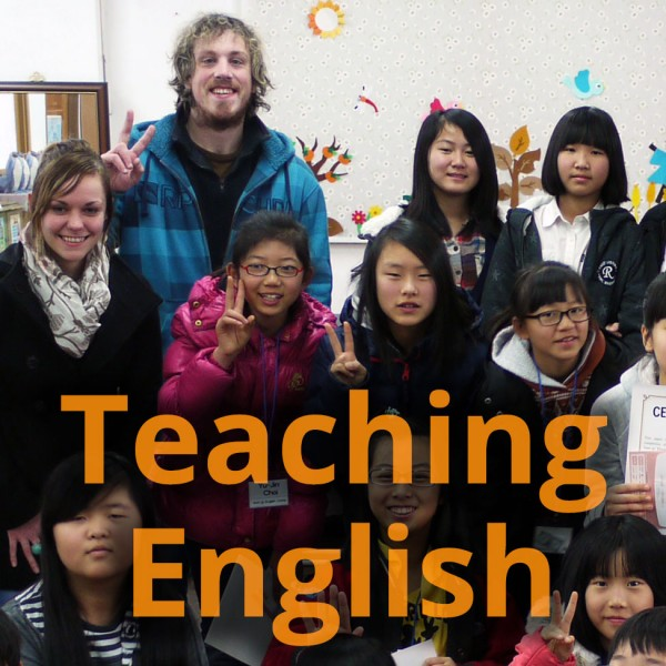 Teaching English - ESL