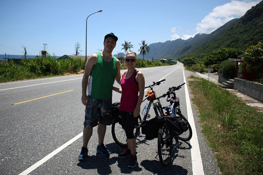Cycling the East Coast of Taiwan