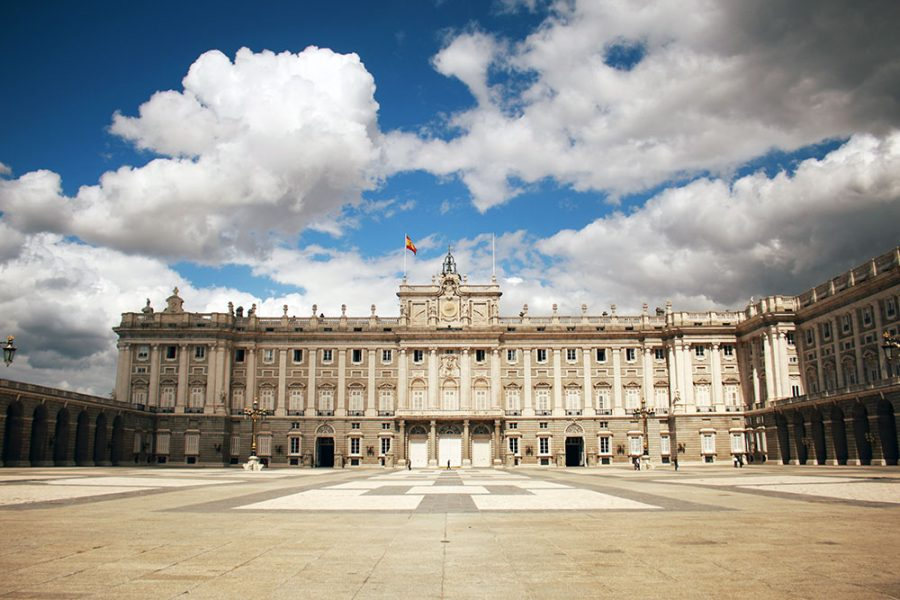 Madrid's Royal Palace - 5 Days In Madrid