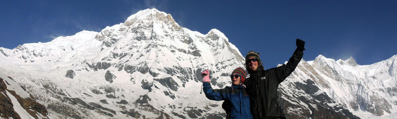Annapurna Base Camp - Wandering On Travel Blog