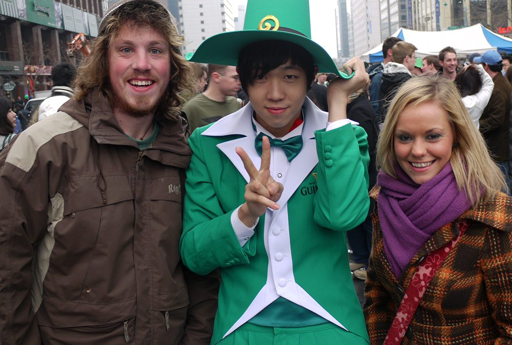 From Africa to Australia; Travel Bloggers Celebrating Paddy's Day Around The World
