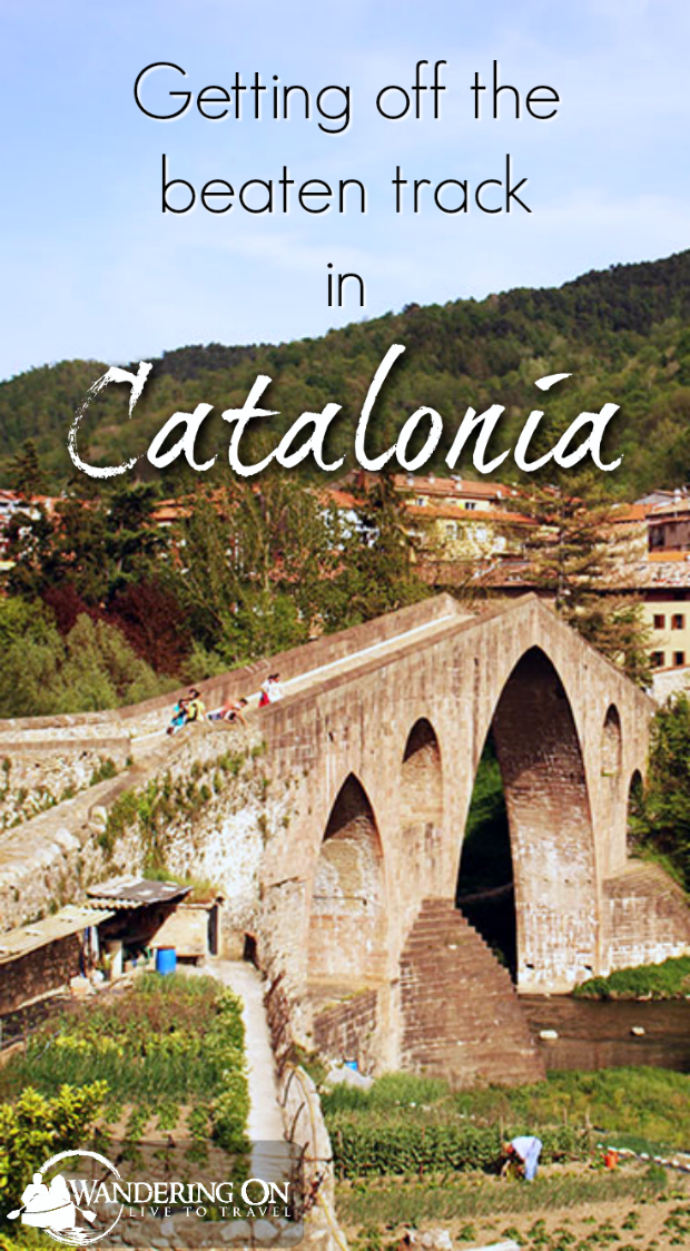 Pin it - Getting off the beaten track in Catalonia
