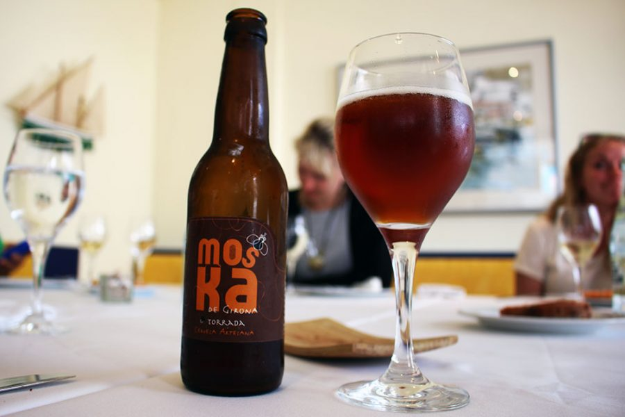 Locally Produced Craft Beer in Llançà