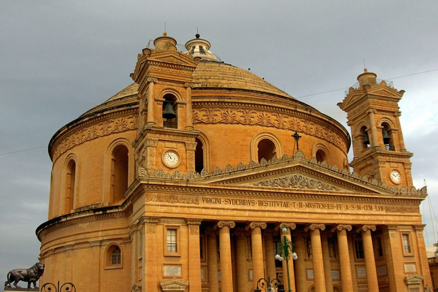 Most Dome, Malta