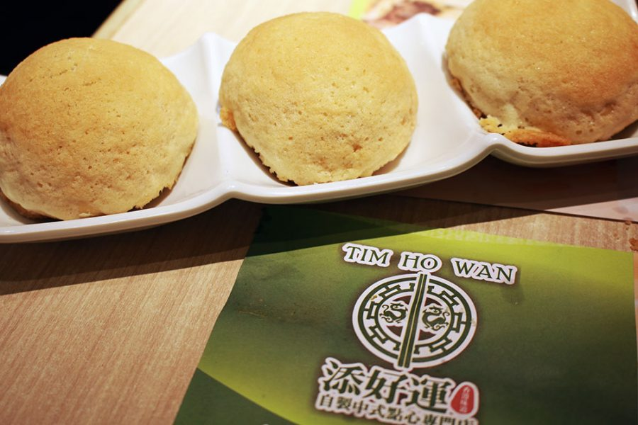 Tim Ho Wan Michelin Star Restaurant, Hong Kong