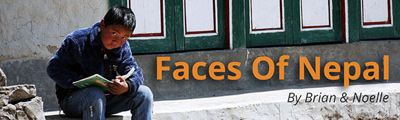 Free EBook Faces Of Nepal - Wandering On Travel Blog