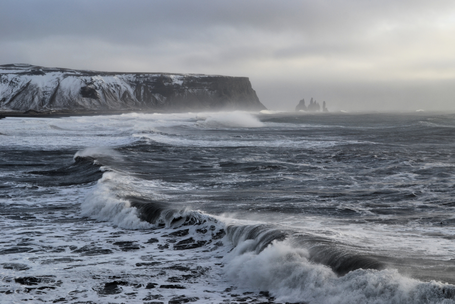 Fancy surfing Iceland's cold water waves?