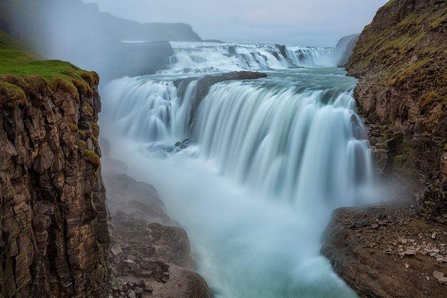 Stunning scenery driving through Iceland's Golden Circle