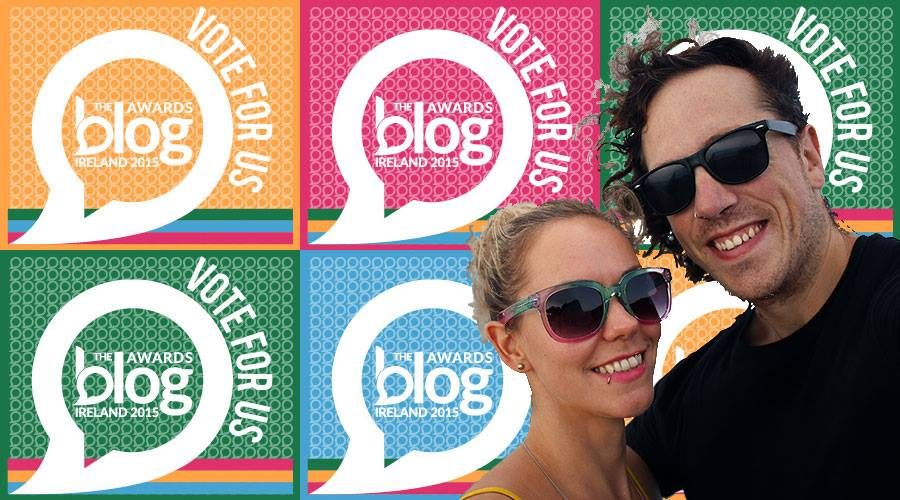 The voting starts for the Blog Awards Ireland 2015