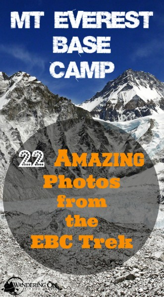 Pin It - Everest Base Camp 22 Amazing Photos