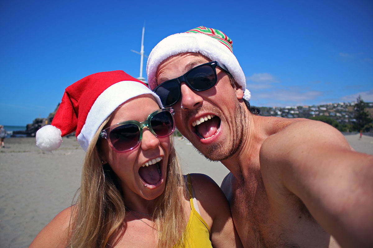 Celebrating Christmas in Christchurch