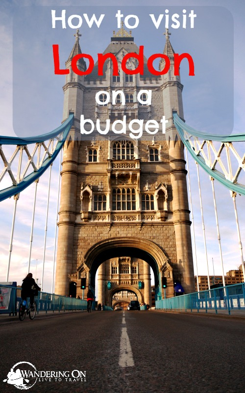 Pin it - How to Visit London on a Budget