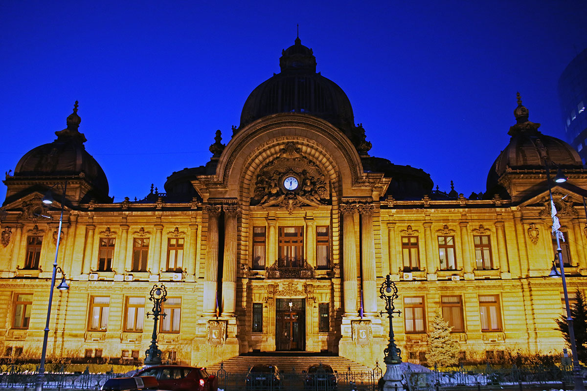 things to do in Bucharest in winter, The National Bank of Romania
