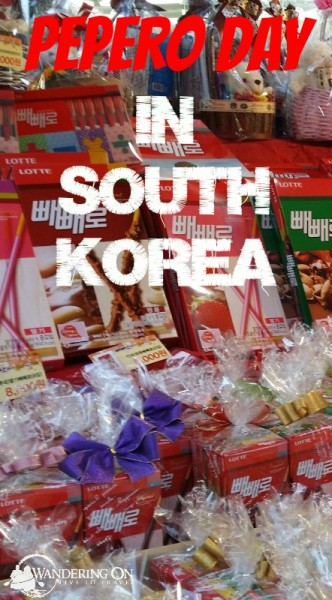 Pin it - Pepero Day in South Korea